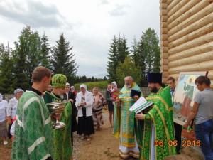 Прославление св. бл. Ксении Петербургской
